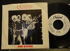 promo QUEEN / ONE VISION 1985 7PRO-9546 White Label promo