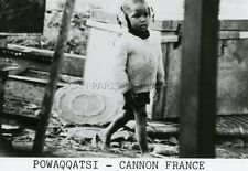GODFREY REGGIO PHILIP GLASS POWAQQATSI 1988 VINTAGE PHOTO #4