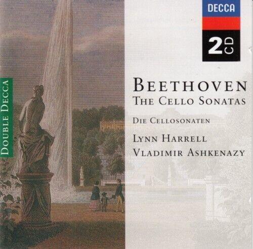 Beethoven - The cello sonatas (Harrell/Ashkenazy) 2 CDs