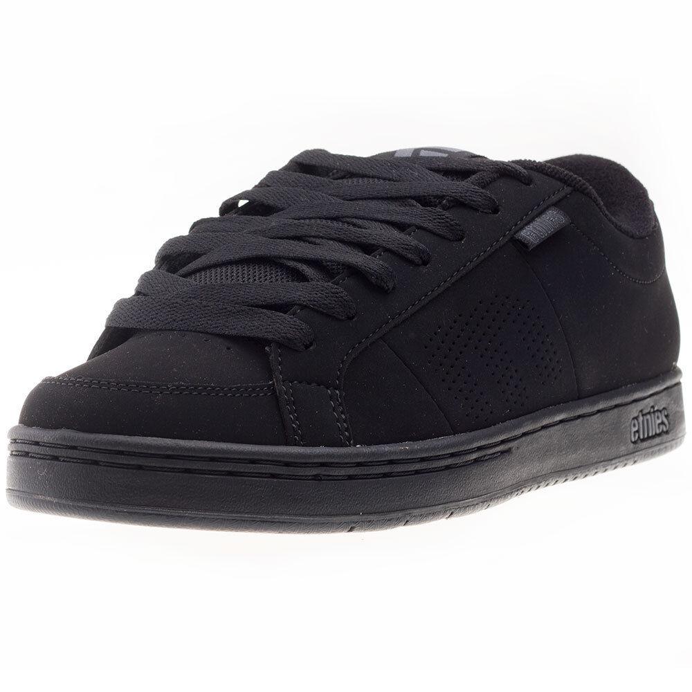 Etnies Kingpin Mens Trainers Black Lamy New Shoes