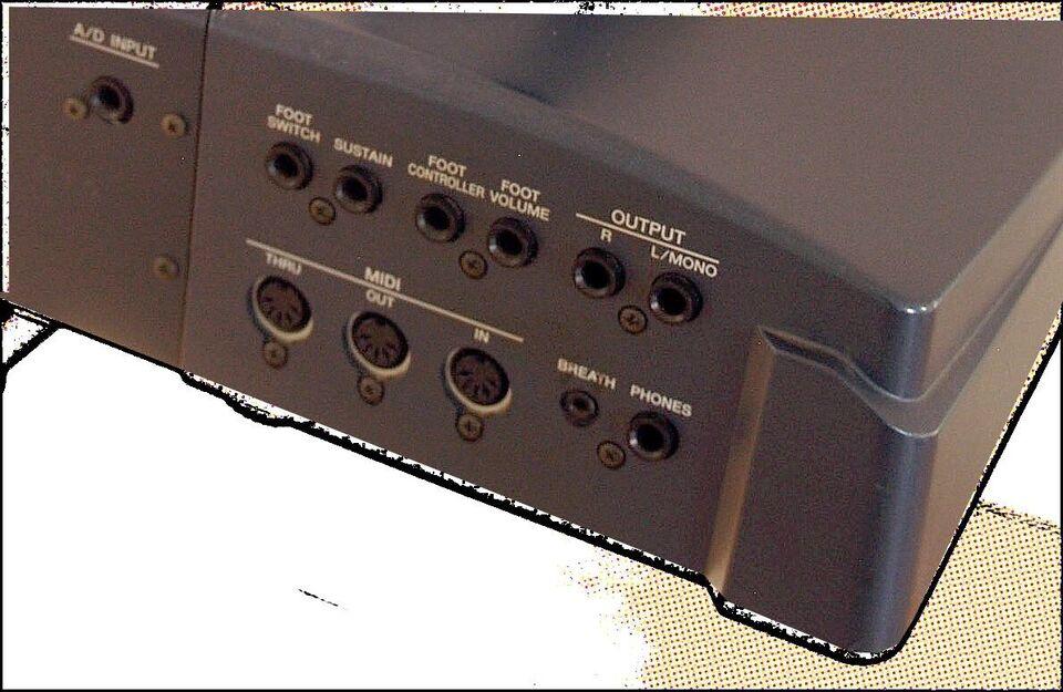 Synthesizer, Yamaha EX7