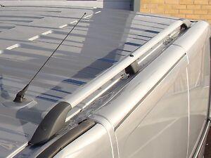 Vauxhall-Vivaro-2001-2014-Aluminum-Roof-Bars-Luggage-Rack-Roof-Rails-New-In-Box