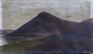 Hans-Agersnap-1857-1925-Coastal-Landscape-Hill-at-the-Lake-Denmark-29-x-50