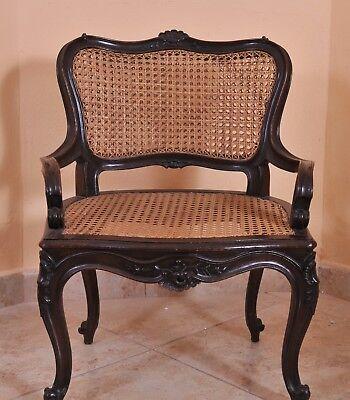 Antique Baroque Armchair For Children, Verkaufspreis