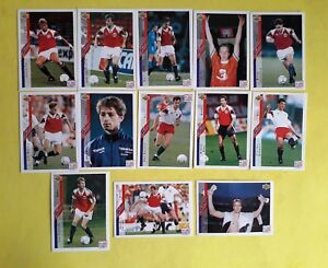 WORLD-CUP-94-STICKERS-VIGNETTES-UPPER-DECK-NORWAY