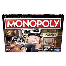 Monopoly Tramposo - Juego de mesa - 8 AÑOS+