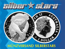 1 AU Dollar Silver Koala 1 Unze Oz Silber 2007
