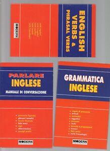 grammatica-inglese-parlare-inglese-english-verbs-amp-prhasal-verbs-3-libri-15-eur