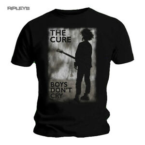 Official-T-Shirt-THE-CURE-Rock-Punk-B-amp-W-Album-Cover-Distressed-All-Sizes