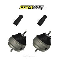 Audi Rs4 S4 04-09 Set Of Left & Right Engine Mounts With Bypass Connectors 034 on sale