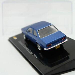 Altaya-IXO-Chevrolet-Chevette-Luxo-1973-Diecast-Models-Toys-Car-Blue-1-43-Scale