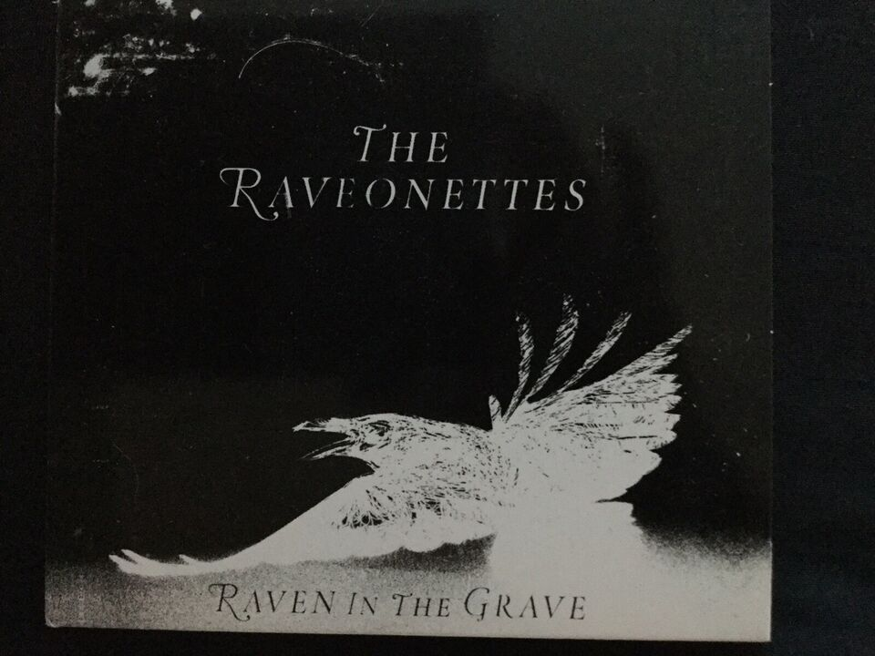 The Raveonettes: Raven in the grave, pop