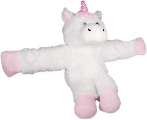 Ganz E1 Baby Girl 8in Plush Stuffed Slap Pals Unicorn Toy H14615