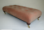 CUSTOM MADE FOOTSTOOL leg ** Laura Ashley Anneliese Copper Choice of size