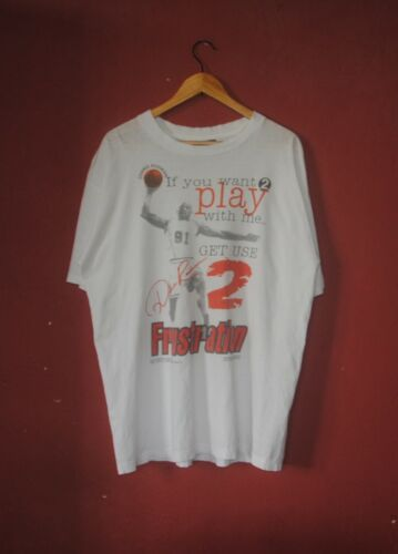 Vintage 90s Dennis Rodman Shirt XL