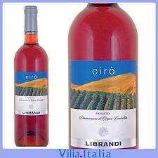 Wine Vino Rosato   DOC Cirò Librandi  - 75CL