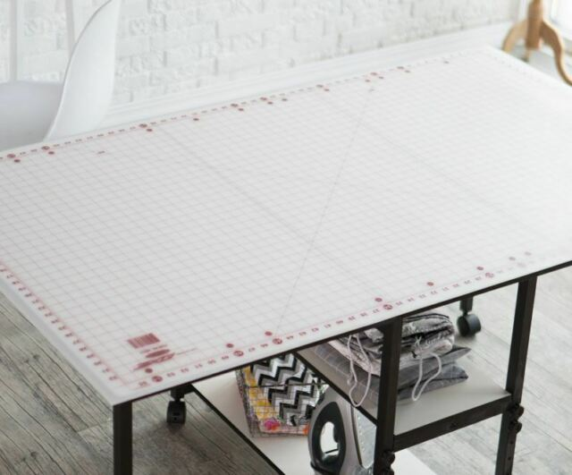 Self Healing Cutting Mat X Large 59x36 Quilting Craft Table Sewing Tabletop New