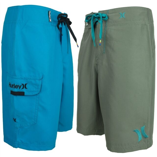 HURLEY Boys ONE & ONLY Swim Surf Board Shorts Boardshorts (10) NEW