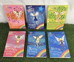 Rainbow-Magic-Books-x-6-Daisy-Meadows-Mixed-Bundle