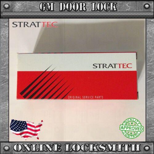 New Pair Of Door Locks For Chevrolet 1970 With Keys GM Logo OEM Strattec 608307