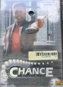 DVD Chance-un poliziotto senza regole (UAP) FSK 16 Action con Lawrence Hilton-Jacobs