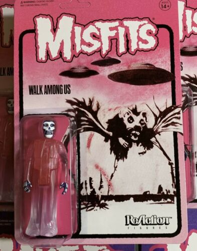 The Misfits ROSE Walk Among Us Super 7 ReAction figurine-Danzig Jerry