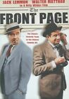 Front Page 0025192732928 With Susan Sarandon DVD Region 1