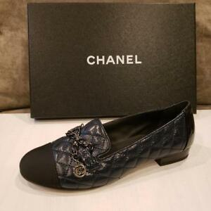 CHANEL 18A Quilted Deerskin Leather