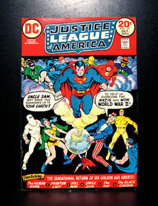 COMICS-DC-Justice-League-of-America-107-1973-1st-Freedom-Fighters-app
