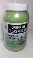 Seaweeds Cream 18 Oz Crema Reductora De Algas Marinas 500 Gr 10/2017
