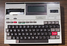 Vintage 1980s Epson Portable Computer Model HX-20