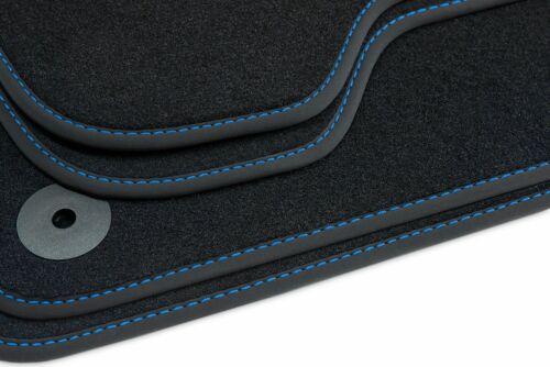 Premium Fußmatten für Ford Ka 2 II Bj 2008-05//2016