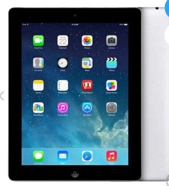 Apple iPad 2nd Gen 16GB, Wi-Fi - 9.7in - Black- GOOD CONDITION