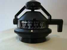 Nikonolympus Microscope Condenser Achr 09 Flip Out
