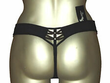 Marlies Dekkers UNDRESSED String Gr. L  VOLTIGE *BLACK-BROWN* 15013 NEU 44€