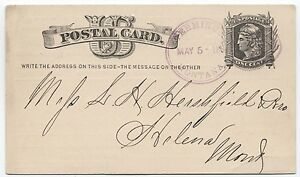 1881-Terminus-Montana-Scarce-Railroad-Post-Office-on-Postal-Card-1445