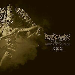 Rotting Christ - Their Greatest Spells 2 CD 2018 Season of