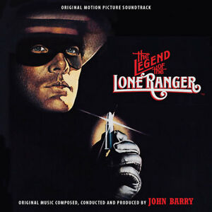 5b612821add The Legend Of The Lone Ranger - Complete Score - Limited Edition ...
