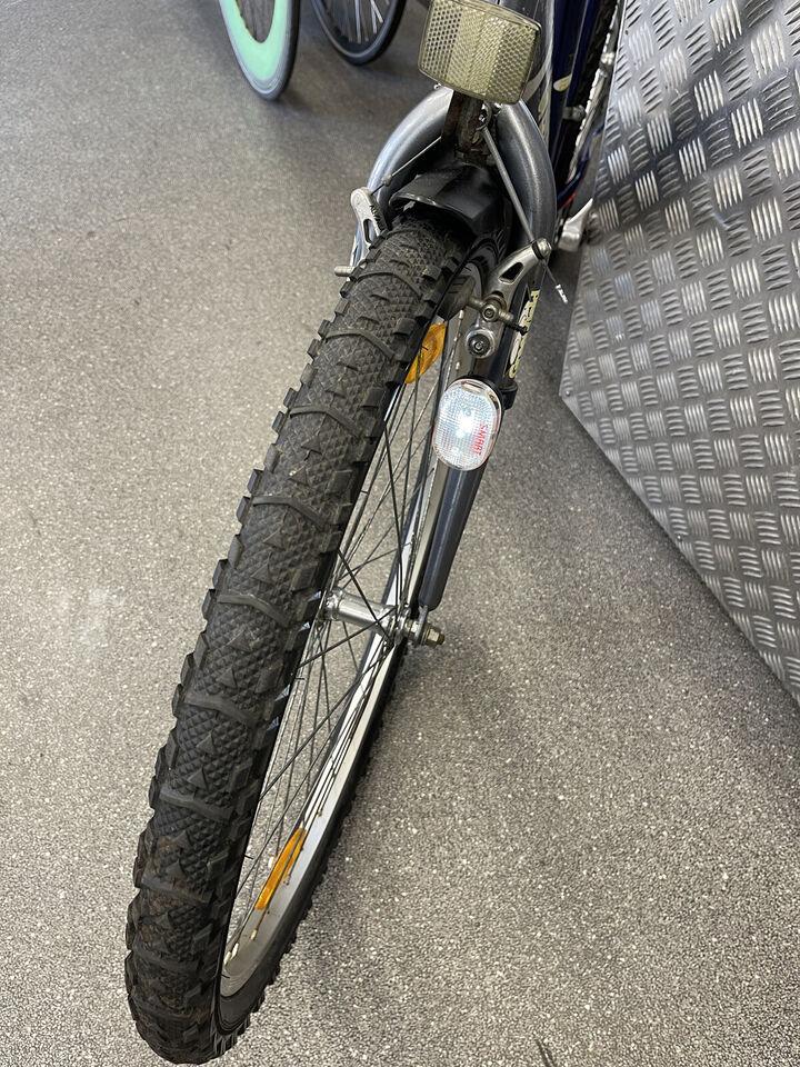 EN BRUGT Mountainbike 18 gear
