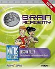 Brain Academy: Maths Challenges Mission File 3 by Steph King, Richard Cooper (Paperback, 2014)