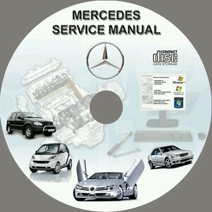 mercedes service repair manuals dvd 1960 2006 all make ebay rh ebay com