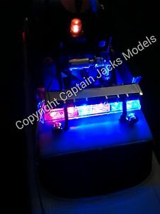 Ghostbusters-Ecto-1A-Led-Lighting-Kit-For-AMT-1A-Kit-Only-Ecto-1A-Car-Model