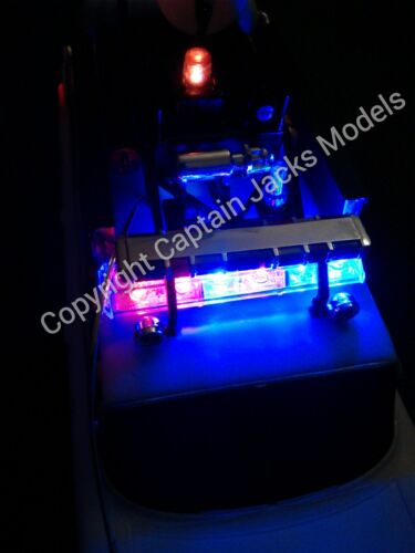 For AMT 1A Kit Only Ghostbusters Ecto-1A Led Lighting Kit Ecto 1A Car Model