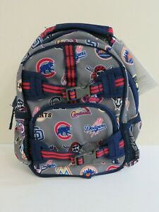 Pottery Barn Kids Major League Baseball Pre K Backpack New