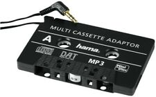 Artikelbild Hama Adapter CD-/MD-/MP3-Adapter Kfz, Schwarz