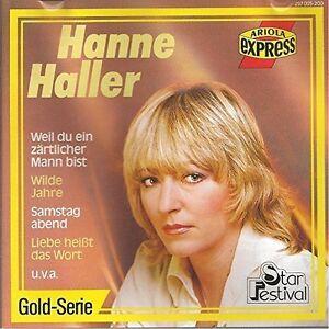 Hanne-Haller-Star-Festival-16-tracks-1987-BMG-AE-CD