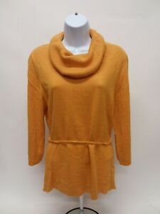 Women's Large Sherry Taylor 3/4 Sleeve Sweater - 100% Acrylic