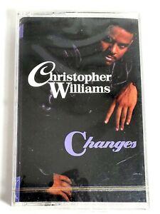 NOS VTG Christopher Williams Changes  Audio Cassette Brand New Sealed!