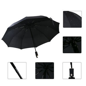 1be18d8a92275 Image is loading Wind-Resistant-Fiberglass-Auto-Open-Close-Windproof-Vented-