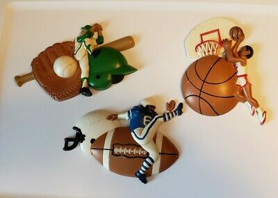 Football Basketball Baseball PERSONALIZED NAME Decal WALL STICKER Sports WP185